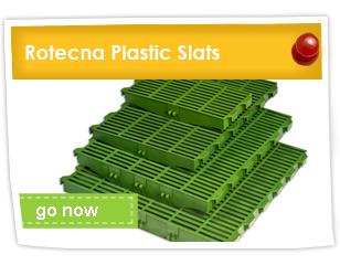 Flooring Pigs Rotecna Plastic Slats
