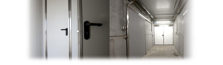 AgriDoor Iso Plus Stainless Steel Doors Limerick